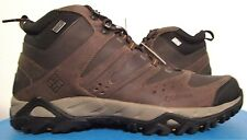 Mens 12-13 Columbia Peakfreak Xcrsn Mid Outdry Leather Hiking Boots BM3925-255