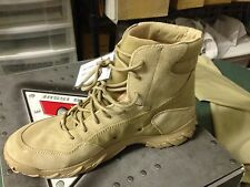 """Oakley SI Tactical Boot 11098 Desert tan 8"""" Tall  NWT SIZE 12.5 LOWER PRICE"""