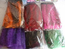 girls tutu costume fancy dress animal print pink red green purple black orange