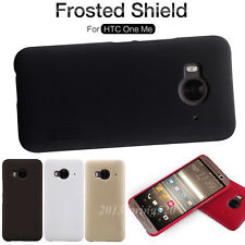 Nillkin Shell Matte PC Hard Back Cover Skin Case + LCD Guard For HTC One Phones