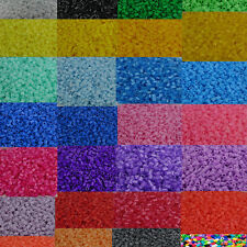 1000pcs Plastic Hama/Perler Beads for Great Kid Fun Puzzle Toy Multi-color QSP