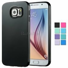 For Samsung Galaxy S6 Case Silicone Bumper Gel Rubber Soft Jelly Cover TPU Skin