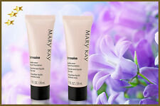 Lot of 2 Mary Kay TimeWise 2  Matte-Wear Liquid Foundation- FRESH FULL SIZE.