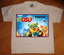 Special Agent OSO Custom Personaliz​e Birthday Party Favor Gift T-Shirt