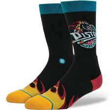 Stance x NBA Hardwood Detroit Pistons Socks black