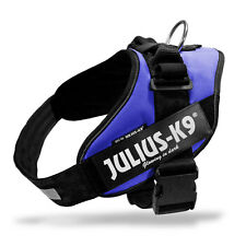 Julius K9 IDC Powerharness Dog Harness blue NEW
