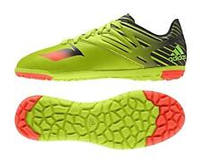 adidas JR Messi 15.3 TF Youth Turf Soccer Football Shoes Solar Green/Red 1603