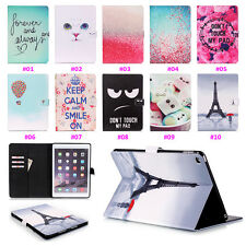 "For iPad pro air ipad mini 4 7.9"" Cute Magnetic Flip PU Leather Stand Cover Case"