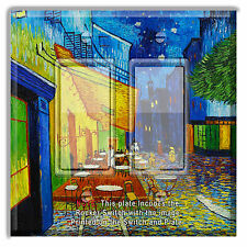 Light Switch Plate Cover Van Gogh The Cafe Terrace  w/ Rocker Switch or Outlet