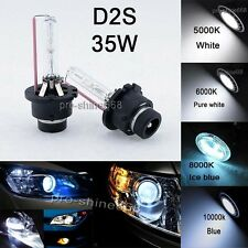 D2S LOW Beam D2C D2R HID Headlight Replacement Light Bulb Xenon KIT For Nissan