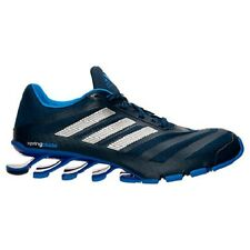 ADIDAS Men's Springblade Ignite Running Shoes Sneakers Blades Navy Blue Silver