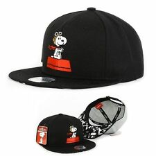 Peanuts AUTHENTIC snoopy air SNAPBACK Bboy HATS Baseball Caps hats Hip hop
