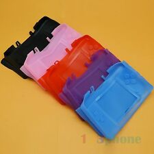 NEW FULL BODY SILICONE SKIN SOFT CASE COVER SHELL FOR NINTENDO DS LITE NDSL DSL