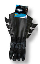 LICENSED BATMAN CHILD GAUNTLETS GLOVE FANCY DRESS HALLOWEEN COSTUME ACCESSORY