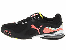 PUMA Women Cell Riaze Cross-Training Shoes Black Peach Yellow Sizes 7 or 7.5 New