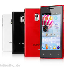"Unlocked 4"" 3G Cubot Smartphone Android 4.4 Dual Core Dual SIM WIFI Cell Phone"