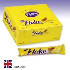 Original CADBURY`S Milk Chocolate Flake Bars Flakes Cadbury Kids Part FULL BOX
