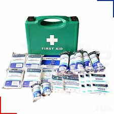 10 Person HSE First Aid Kit Workplace, Home, Travel, Office Medical Emergency
