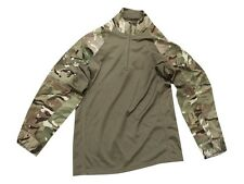 BRITISH ARMY MTP UNDER BODY ARMOUR COMBAT SHIRT- UBACS - USED - SIZE MEDIUM