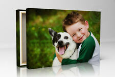 """Your Photo on Canvas - Gallery Wrapped 16""""x20"""" inches in size !"""