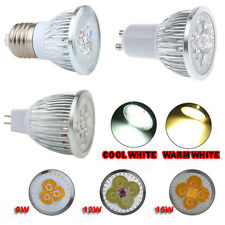 Epistar LAMP Bulb MR16 GU10 E27 E26 LED Spotlight bulb Warm Cool White 9 12 15 W