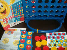 Connect 4 Five Ways to Play Edition Spares Parts Stickers Grid Counters