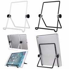 Luxury Metal Portable Desktop Tablet Stand Holder for iPad Samsung Tab New Fire