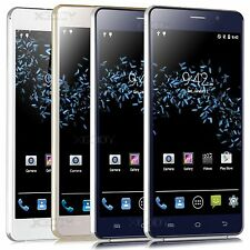 "New 6.0"" Unlocked Android 5.1 Quad Core Smartphone Dual SIM For AT&T Cell Phone"