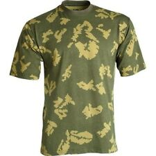 Russian Military T-shirt camouflage Berezka, New! 100% Cotton, size 44 to 62