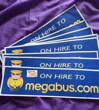 Megabus Posters for Coaches