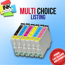 Non-OEM Inks for EPSON Stylus Photo Printers RX300 RX320 RX500 RX600 RX620 RX640