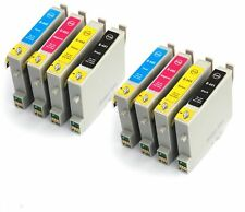 2x Full Sets Compatible (non-OEM) Printer Ink Cartridges to replace T0445