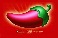 Chili's Gift Card $25 - $100 US Mail Delivery