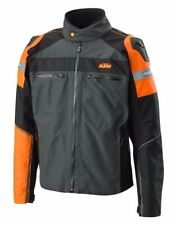 NEW KTM PEGSCRATCH ORANGE JACKET STREET TOURING WATERPROOF JACKET NOW $239.95