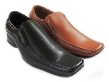 NEW *FERRO ALDO* CLASSIC MENS LEATHER LINED DRESS SHOES LOAFER SLIP ON MFA19505
