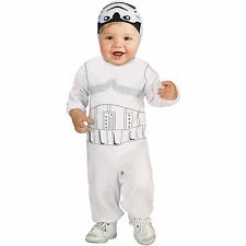 Toddler Size 2T 3T 4T Storm Trooper Star Wars Costume Role Play Baby Cosplay New
