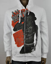 NWT Lil Wayne Young Money YMCMB Hoodie Jumper in White 50% OFF