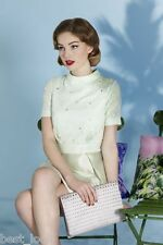 Coast Ginerva Dress in Mint Green NEW RRP £175 Size 10 to 18