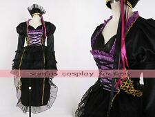 Vocaloid 2 Hatsune Miku the sandplay singing of the dragon Dress cosplay costume