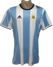NEW!!! 2016 ARGENTINA CLIMACOOL HOME SOCCER JERSEY ALL SIZES