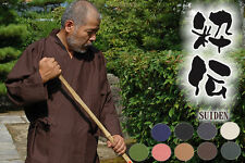 New Japanese Unisex Traditional Work Wear SAMUE for All Year 100% Cotton