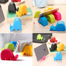 2015 New Style Elephant Phone Holder General NEW Coloful Stands CellPhone Holder