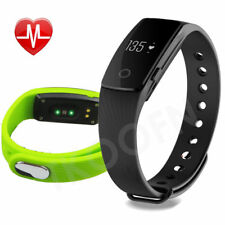 Smart Wristband with Heart Rate Monitor Activity Sport Tracker for IOS & Android