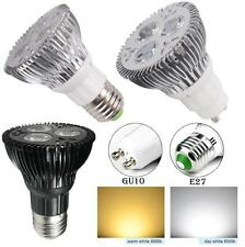 9W LED PAR20 Bright Spotlight Bulb Medium E27 Base Energy Saving Indoor/Outdoor
