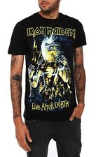 Iron Maiden LIFE AFTER DEATH T-Shirt NEW Licensed & Official RARE!!!