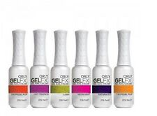 Orly Gel FX GELFX Gel Polish Baked Summer Colors Variations your choice .3oz/9mL