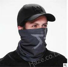 Watch Dogs Video Game Aiden Pearce Cosplay Face MASK Or  Hat Black