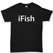 I Fish Carp Fishing Tackle Sea Rod Fly Bait Line Bait Running T shirt - Tee