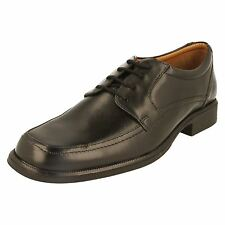 Mens Clarks Formal Lace-Up Shoes, Hold Spring -w