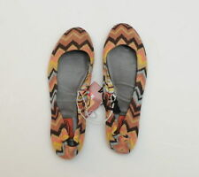 Missoni Target Girls Zig Zag Striped Shoes NWT 1 2